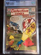 DETECTIVE COMICS #305 CGC VF/NM 9.0; White pg!; sci-fi cover!