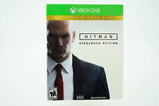 Hitman The Complete First Season: Steelbook Edition Xbox One [Brand New]