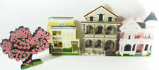 Shelias Collectibles Pink Lady 24 South Battery Stockton Place Flower Tree Lot 4