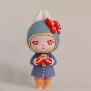 POP MART x BUNNY Christmas Series Blue Pine Tree Mini Figure Designer Toy Art