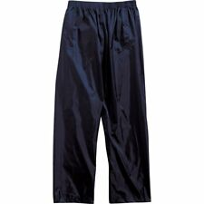 Regatta Stormbreak Waterproof Over Trousers Mens Rain Leggings Navy 3xl
