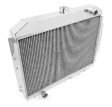 1963-1964 American Motors AMC Aluminum 4 Row Champion Radiator DPI 407
