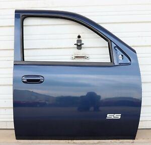2006-2009 Chevrolet Trailblazer SS RH Passenger Side Front Door USED OEM GM