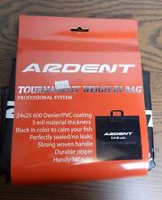 ONE Ardent 24X25 Tournament Weigh-In Bag Professional System NWT