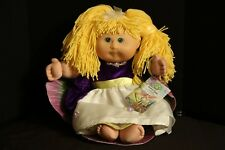 Cabbage Patch Kids TRU 1st Edition KIMBERLY CLAUDIA Blonde Hair Doll NEW