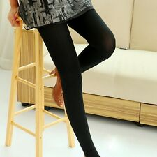 New Women Girl Stretch Warm Monolayer Leggings Slim Pants Winter Fall Pantynose