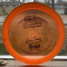 2X Barry Schultz Innova Champion Beast 171g Disc Golf Distance Driver