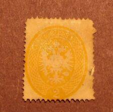 Austria Lomb.-Venetia Stamp Scott# 15 Postage Due 1863 CV 225.00 C59