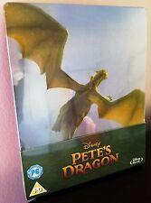 Walt Disney PETE'S DRAGON (2016) Blu-Ray UK Exclusive Limited Edition STEELBOOK
