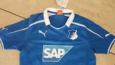 Puma neues Trikot  TSG 1899 Hoffenheim Heim Größe L blau/weiß Beflockung Möglich