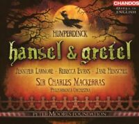 Jennifer Larmore - Humperdinck: Hansel and Gretel, Opera in English [CD]