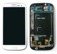 DISPLAY LCD TOUCH PER SAMSUNG GALAXY S3 NEO GT-I9301 I9308 BIANCO SPEDITO 24H