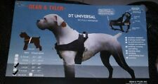 Dean & Tyler DT Universal No Pull Dog Harness Large Black