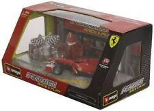 Bburago 44021 Ferrari Race & Play Die-cast vehicle /race team accessories 1/32