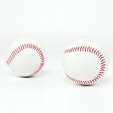 "3pcs 9"" Hard Filling Baseball Practice Trainning Base Ball fit Wooden Bats"