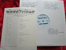George Thorogood - Innerview (1982) USA LP Radio Show