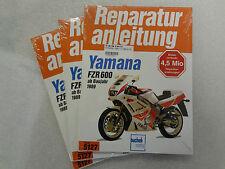 Reparaturanleitung, Werkstattbuch, YAMAHA FZR600, 3HE usw. ab '89, Band 5127