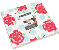 "Cheeky Moda Layer Cake 42 100% Cotton 10"" Precut Quilt Squares by Urban Chiks"