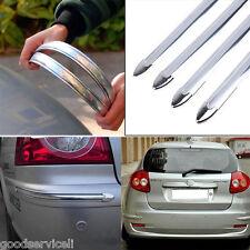 Car Auto Truck Bumper Corner Guard Protector Soft Decoration Anti-Scratch Strip