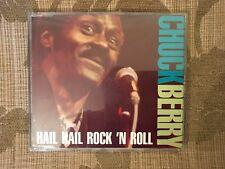 Chuck Berry Hail Hail Rock 'N' Roll CD Single Rare