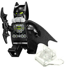 NEW LEGO BATMAN w/GAS MASK MINIFIG figure minifigure 76054 Harvest of Fear