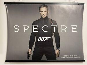 Spectre 007., Original UK Quad Sheet Movie Poster
