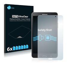 6x Savvies Su75 Screen Protector for Samsung Galaxy Tab 4 (7.0) WiFi Sm-t230