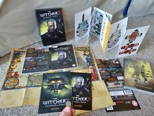 The Witcher 2 Assassins Of Kings Premium Collectors Edition PC with Coin & Map