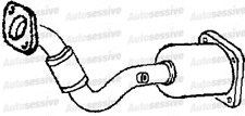Peugeot 807 2.0Hdi Rhm Dw10Ated4 Mpv 02-06 Exhaust Front Pipe And Catalyst