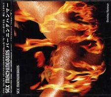 SEX MACHINEGUNS - Burning Hammer - Japan 2 CD - NEW