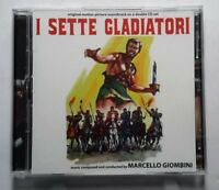 I sette Gladiatori - Marcello Giombini (cd)
