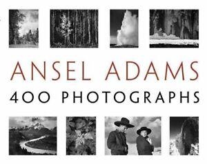 Ansel Adams' 400 Photographs by Ansel Adams 9780316400794   Brand New