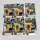 Complete Set 6 MEGA CONSTRUX BLOKS Series 12 Halo Heroes Infinite Pro Builders