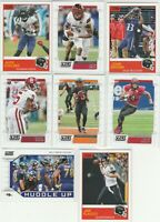 2019  Score Football Ravens Alex Collins Antoine Wesley Justice Hill M. Brown