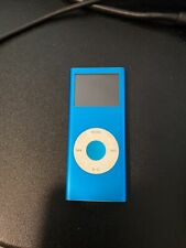 Apple 4Gb iPod Nano - 2nd Generation - Blue A1199