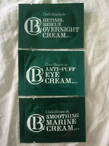 Clark's Botanicals Retinol Rescue Smoothing Marine Cream Anti-Puff Eye Cream 1ML