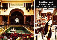 Bad Kissingen , Ansichtskarte, 2004 gelaufen