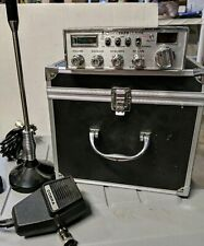 Bundle COBRA 25 LTD CLASSIC CB RADIO  microphone and magnetic Ariel antenna