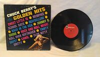 LP Vinyl Record Album Chuck Berrys Golden Hits