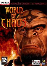 World of chaos JEU PC NEUF