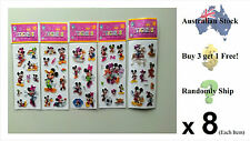 Cartoon Stickers! (Mickey Mouse / size: 5 cm x 10 cm)