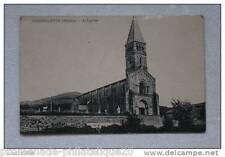Postcard antique CHENELETTE (Rhone) - church