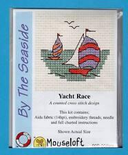 Mouseloft stitchlets PUNTO CROCE KIT ~ DAL MARE ~ Baby Seal ~ NUOVO