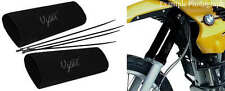 VIPER Néoprène long FOURCHE JOINT Savers compatible : HONDA XL600 R 83-87