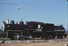 1964 Southern Pacific S-11 Class 0-6-0 Engine #1229 - Orig 35mm Railroad Slide