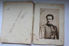 Old Photo Autograph ww1 Chocolate Factory Minioni