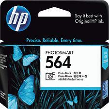 GENUINE HP 564 CB317WN Photo Black Ink Cartridge hp564 PhotoSmart B8550 B8553
