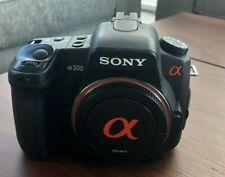 Sony Alpha A300 10.2MP Digital SLR Camera Body Only 628960