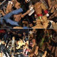 PICK ONE Random WWE WWF Wrestling Figure Jakks Mattel Basic Buy 5 Get 1 Free
