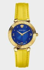 Versace Women's Watch Pop Art Daphnis 35 mm Dial IP Gold Swiss Made V16090017